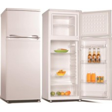 Холодильник ELENBERG MRF 221-O узкий с верхней морозилкой