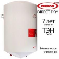 Водонагреватель Novatech NT-DD 100 DRY купить, бойлер Novatech NT-DD 100 DRY с сухим теном