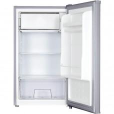 Холодильник HAIER HTTF-406S серебристый однокамерный